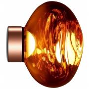 Tom Dixon - Melt Mini LED Surface Wandleuchte Kupfer