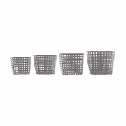 House Doctor - Bamboo Baskets (Set of 4)