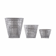 House Doctor - Bamboo Baskets (Set of 3)