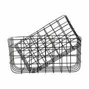 House Doctor - Simply Baskets (Set of 2)