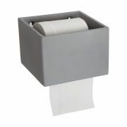 House Doctor - Cement Toilettenrollenhalter