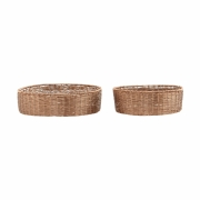 House Doctor - Wired Baskets (Set of 2)