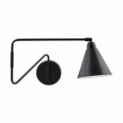 House Doctor - Game Wall Lamp Long | Black
