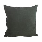 House Doctor - Simple coussin 50 x 50 cm | Vert armée