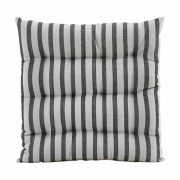 House Doctor - Stripe by Stripe Sitzkissen 35 x 35 cm
