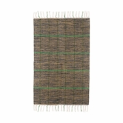 House Doctor - Green Note Rug 90 x 60 cm