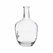 House Doctor - Glass Vase Ø 14 cm, H: 25.5 cm