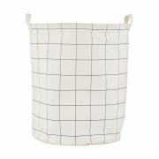House Doctor - Squares Laundry Bag