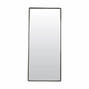 House Doctor - Refleksion Spiegel 80 x 35 cm | Schwarz