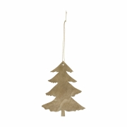 House Doctor - Pine Ornaments (Set of 8)