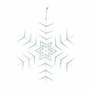 House Doctor - Crystal Ornaments (Set of 2)