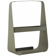 House Doctor - Magazine Holder Army Green