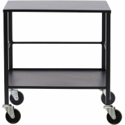 House Doctor - Office Trolley Black