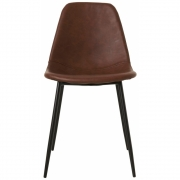 House Doctor - Forms Cadeira Castanho