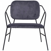 House Doctor - Klever Lounge Chair Grey