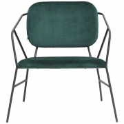 House Doctor - Klever Lounge Chair Green