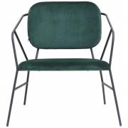 House Doctor - Klever Lounge-Sessel Grün