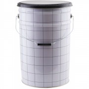 House Doctor - The Bucket Stool / Storage White