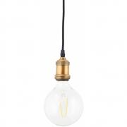 House Doctor - E27 Decoration LED Leuchtmittel Transparent