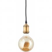 House Doctor - E27 Decoration LED Leuchtmittel Grau