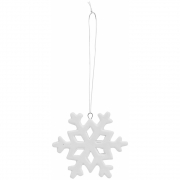 House Doctor - Snowflake Ornament (8 Stk.)