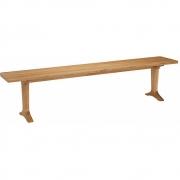 Case Furniture - Ballet Bench 190 cm | Oak