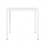Case Furniture - Eos Tisch 78 x 78 cm | Weiss