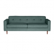 Case Furniture - Moulton Sofa 3-Sitzer