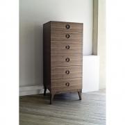 Case Furniture - Valentine Kommode 110 x 75 cm | Eiche