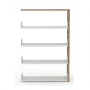 Case Furniture - Lap Regalsystem Rahmenerweiterung