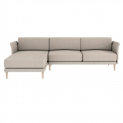 Case Furniture - Theo Sofa 2-Sitzer Eckteil