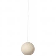 Mater - Liuku Base lampe à suspension Ball | Naturel