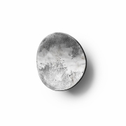 Mater - Imago Wandhaken L | Aluminium