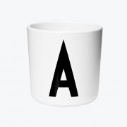 Design Letters - AJ Porcelain Cup A