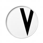 Design Letters - AJ Porcelain Plate V