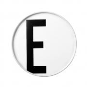 Design Letters - AJ Porzellan Teller E