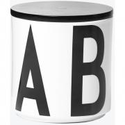 Design Letters - Big AJ Porcelain Multi Jar