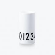 Design Letters - AJ Vase 0 - 9 Klein