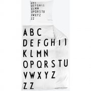 Design Letters - ABC Bettwäsche