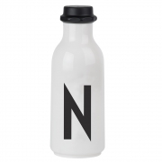 Design Letters - Trinkflasche A - Z N