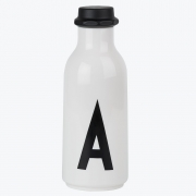 Design Letters - Drinking Bottle A - Z A