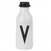 Design Letters - Trinkflasche A - Z V