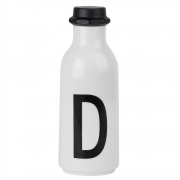 Design Letters - Trinkflasche A - Z D