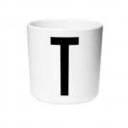 Design Letters - AJ Melamine Kids Cup T