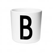 Design Letters - AJ Melamin Kinderbecher B