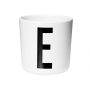 Design Letters - AJ Melamin Kinderbecher E