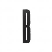 Design Letters - Wooden Letters Indoor B | Black