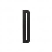 Design Letters - Wooden Letters Dekobuchstabe Indoor D | Schwarz