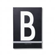 Design Letters - AJ Personal Notizbuch A - Z B