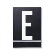 Design Letters - AJ Personal Notizbuch A - Z E